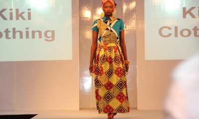 Africa Fashion Week London 2012