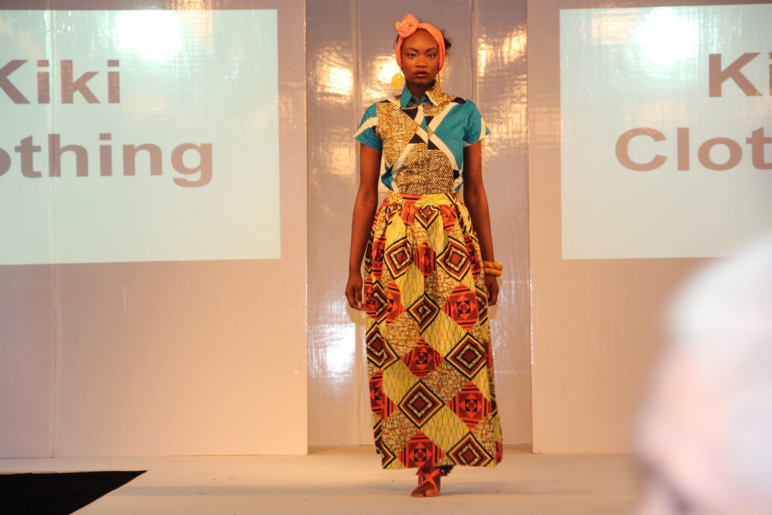 Africa Fashion Week London 2012