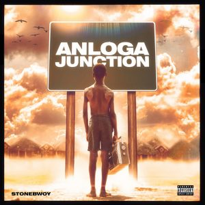 Anloga Junction Album artwork