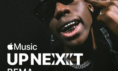 Rema Is Apple Music's New 'Up Next' Artist