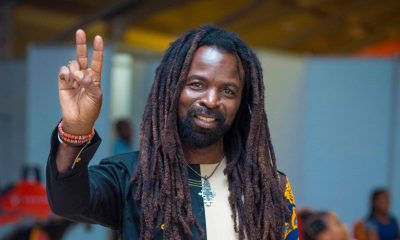 "Rocky Dawuni featured on Gregory Isaacs' Tribute Song ""Night Nurse"""
