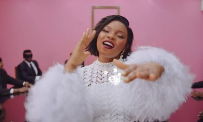 Watch Yemi Alade's New Music Video for 'Boyz'