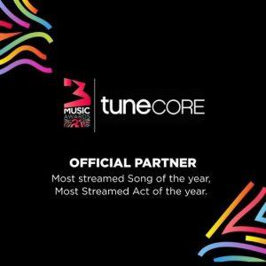 Tunecore + 3 Music