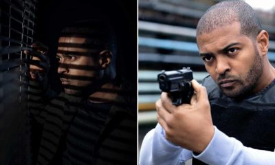 Noel Clarke – seen here in ITV's Viewpoint (left) and Bulletproof on Sky – denied that he had ever coerced, encouraged or pressurised any individual into non-consensual sexual activities. Composite: Shutterstock/Sky UK